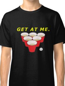 Beer Pong Shirt Classic T-Shirt