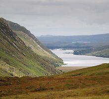 Lough Beagh by WatscapePhoto