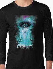 Alien Invasion Long Sleeve T-Shirt