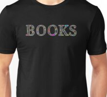 Books. Unisex T-Shirt