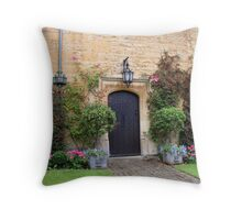 Cotswold Home Throw Pillow