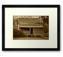 Lawson's Place Framed Print