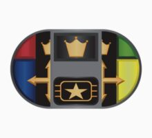 Classic Badge Key by Christopher Bunye