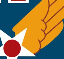 11th Air Force Emblem Sticker