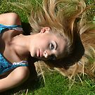 Last Summer Sun by BrightBrownEyes