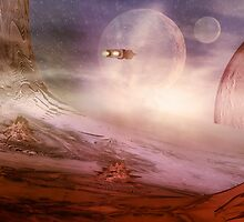 Space Exploration by Carol and Mike Werner
