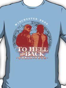Winchester Bros. World Tour T-Shirt