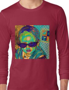 Spectra AJS by Asra Rae Long Sleeve T-Shirt