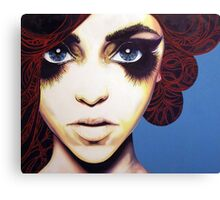 It's in her DNA Canvas Print