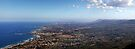 Sublime Point Panorama by Mark  Lucey