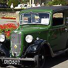 Rare Austin 7 Ruby 1937 by Barry Norton