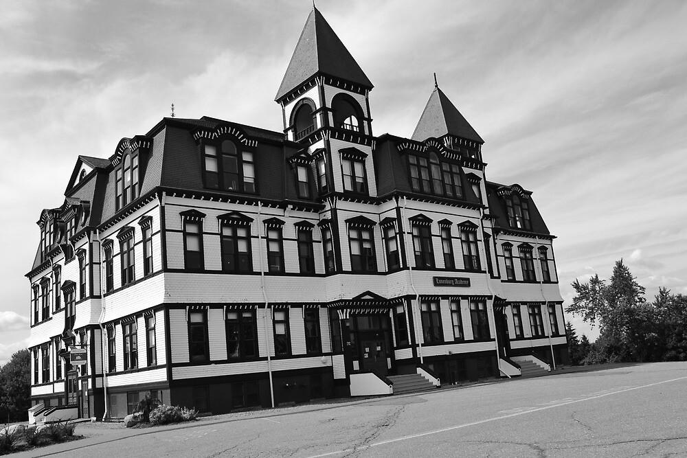 Lunenburg School by Justin Cox