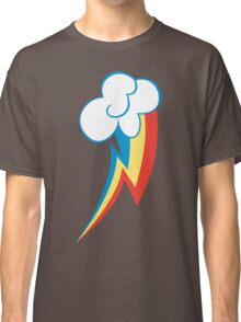 Rainbow Dash Cutie Mark (Large icon) - My Little Pony Friendship is Magic Classic T-Shirt