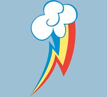 Rainbow Dash Cutie Mark (Large icon) - My Little Pony Friendship is Magic T-Shirt