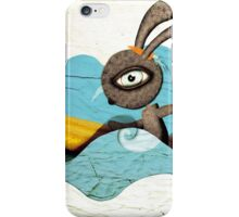 Surfing Waves Swirls iPhone Case/Skin