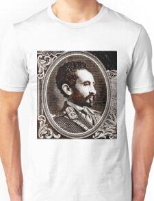 Emperor Haile Selassie-Ethiopia Unisex T-Shirt