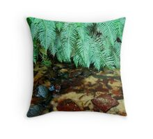Ferny Creek Throw Pillow