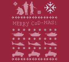 CoD-Mas Sweater by ChickenSashimi