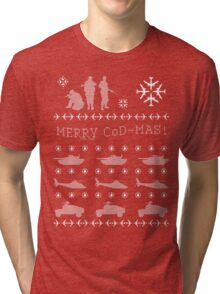 CoD-Mas Sweater Tri-blend T-Shirt