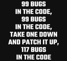 99 Bugs In The Code by evahhamilton