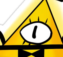 Gravity Falls- Bill cipher Sticker 1 Sticker