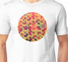 Rombos oleo Unisex T-Shirt