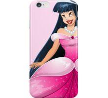 Asian Princess in Pink Dress iPhone Case/Skin