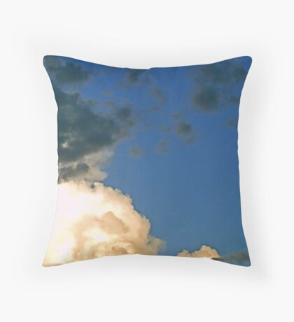 Cumulonimbus 14 Throw Pillow