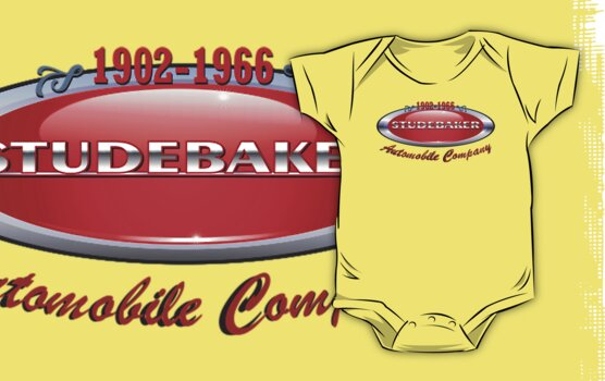 Studebaker badge (B) by DocMiguel