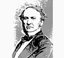 William Ewart Gladstone-2 Men's Baseball ¾ T-Shirt