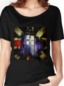 Dr. Who Unijack Women's Relaxed Fit T-Shirt