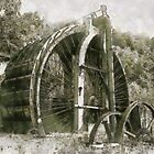 Industrial Revolution - Burden Iron Works Smelt Mill by Dennis Melling