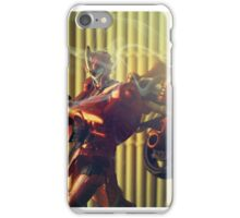 Firestar Portrait iPhone Case/Skin