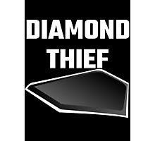 Diamond Thief Photographic Print