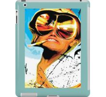 Fear and loathing Las Vegas! iPad Case/Skin