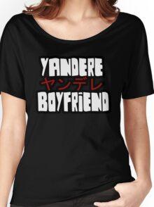 Yandere Boyfriend Women's Relaxed Fit T-Shirt
