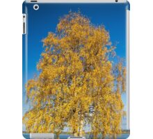 Yellow birch iPad Case/Skin