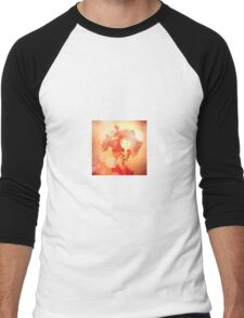 Knock Out Portrait Men's Baseball ¾ T-Shirt