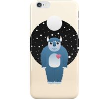 Can I be your Monster? iPhone Case/Skin