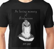 Rick and Morty: Birdperson Unisex T-Shirt