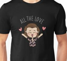 HARRY :: ALL THE LOVE // Unisex T-Shirt