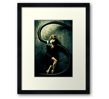 Black Widow 1 Framed Print
