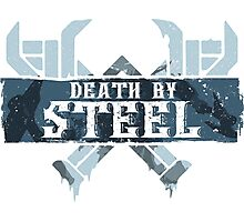 Death By Steel (Olaf-LoL) Photographic Print
