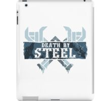 Death By Steel (Olaf-LoL) iPad Case/Skin
