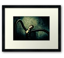 Black Widow Suite Framed Print