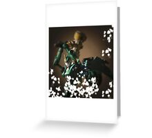 Moonracer Portrait Greeting Card