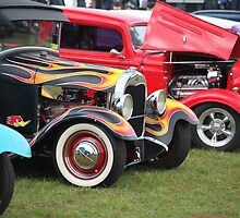 Hot Rods by Melanie  Barker