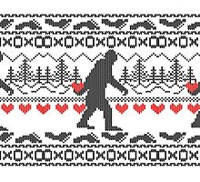 Gone Squatchin for Love this Holiday by Garaga