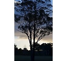 Aussie Sunset - Bargo River Tahmoor Photographic Print