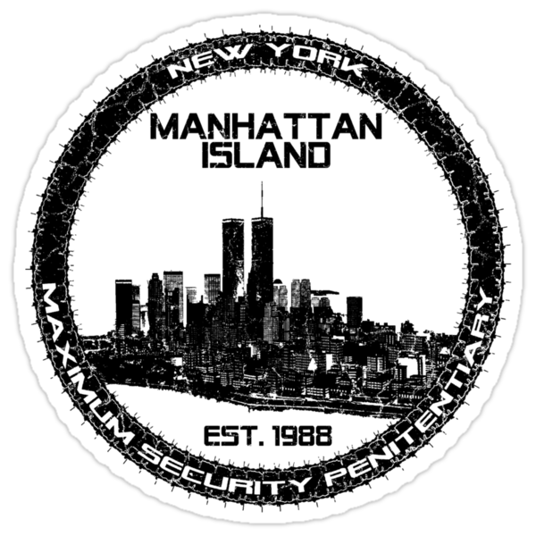 Escape From New York by AngryMongo
